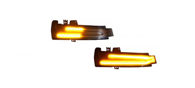 Semnalizatoare LED dinamice Mercedes W176 W246 W204 W212 C117 X156