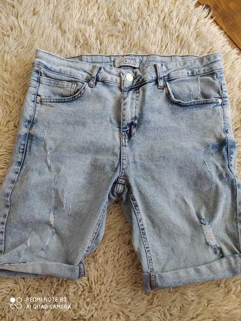 Къси дънки панталони
