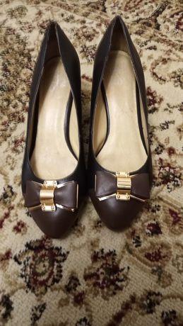Женская обувь, кожаные, 38 размер, маломерки