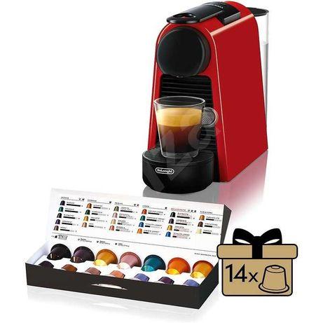 Кофемашина капсульная Nespresso Essenza Mini. 14 капсул в подарок.