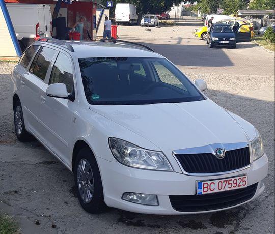 Skoda Octavia An 2013 Motor 2.0 diesel