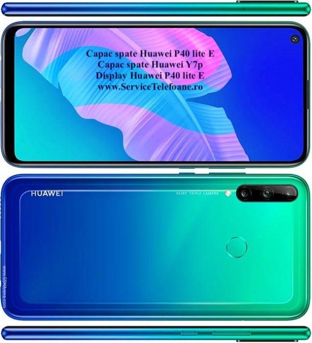 Capac spate Huawei P40 lite original swap Bucuresti - imagine 1