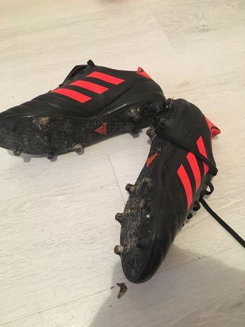 Ghete fotbal cu crampoane turnate ( Adidas Copa 17.1, Adidas Purechaos