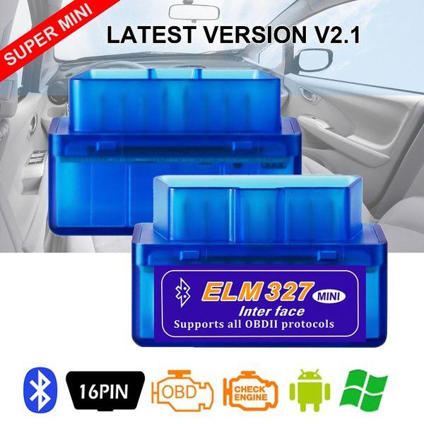 Устройство за диагностика Elm 327 Obd2 Obd ll bluetooth Version V2.1 гр. София - image 1
