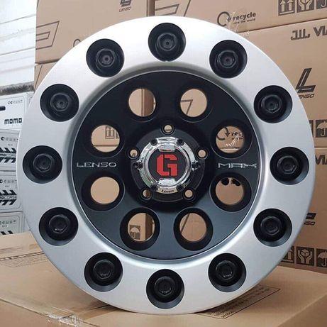 20 Джанти Lenso Max-3 Offroad 6x139.7 / 5x150 Tundra
