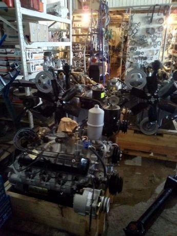 Двигатель, КПП, ПАЗ, ГАЗ -53, ГАЗ-66, ЗИЛ армия