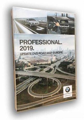 Диск за навигация БМВ BMW Professional 2019