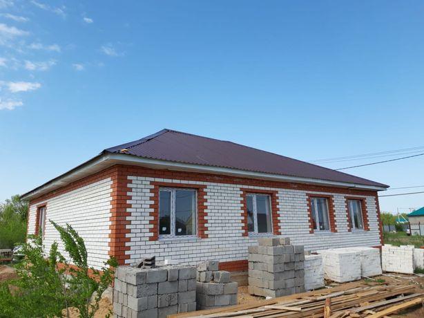 Продам новый  4 комн дом Деркул