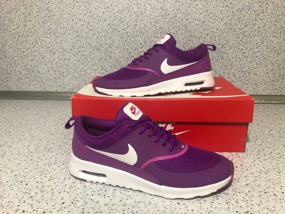 ОРИИГНАЛНИ *** Nike Air Max Thea Premium / Purple