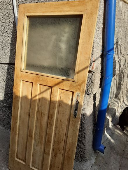 Врати дървени 3 бр