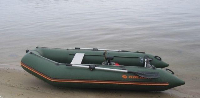 Продам лодку калибри 330