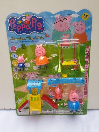 НОВИ Pepa pig игра