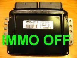 Софтуерно премахване на фабричен имобилайзер /IMMO OFF/