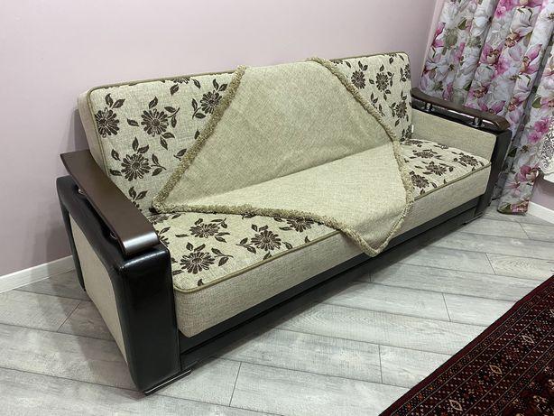 Срочно продам диван и два кресло!!!