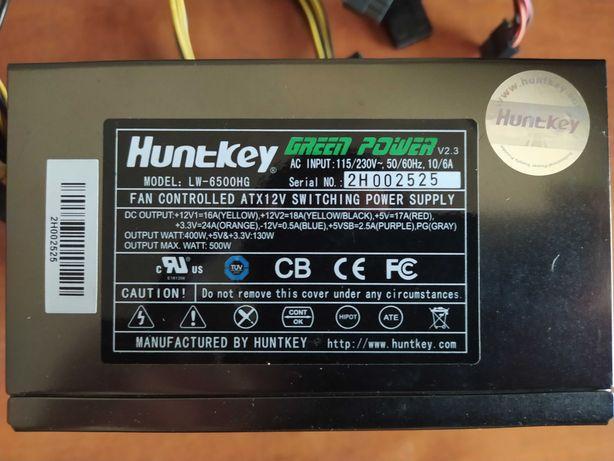 Блок питания HuntKey Model: LW-6500HG