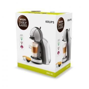 Капсульная кофемашина Krups KP123B Mini Me, Nescafé Dolce Gusto, новая