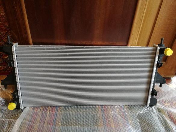 Воден Радиатор за фиат дукато