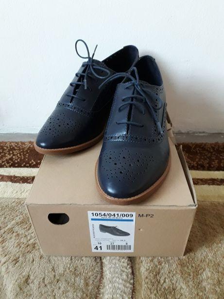 Pantofi Oxford Stradivarius