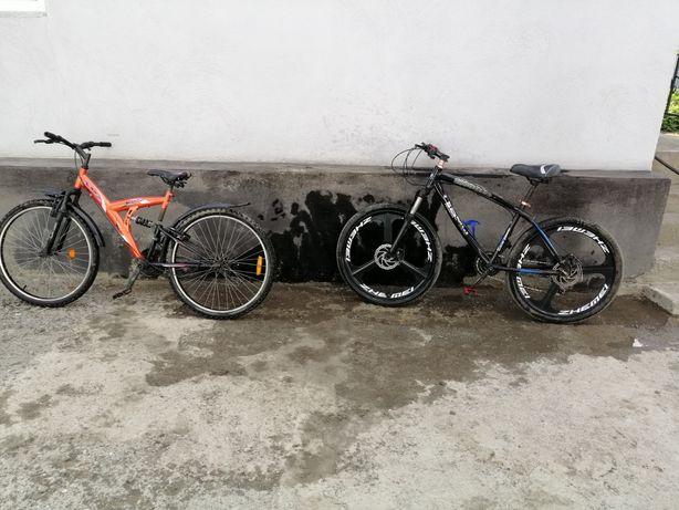 Продам 2 взросло горно скоростных велосипеда