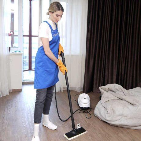Клининг, уборка квартир, генеральная уборка домов коттеджей офисов