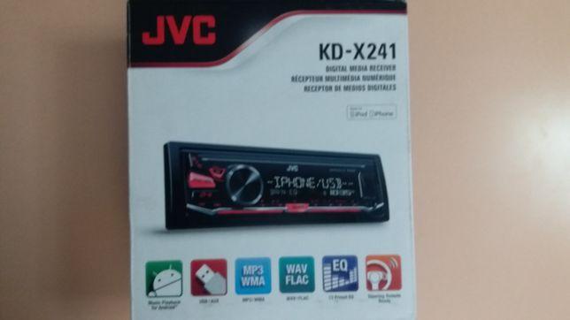 JVC KD-241 10/10