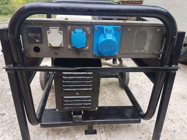 Inchiriez generator curent electric, 2 kw, 2.3 kw si 5 kw, 80 lei/zi