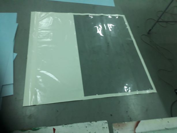Folie transparentă pentru terase si foisoare