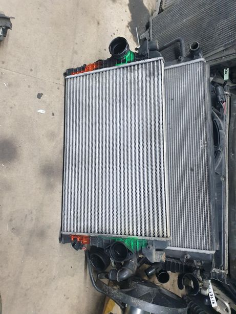 intercooler vw sharan ,seat alhambra ,ford galaxy 1.9 131cp ASZ