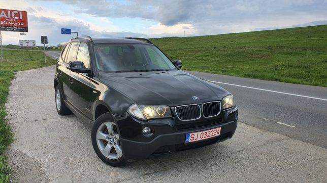 bmw x3 4x4 xdrive euro 5