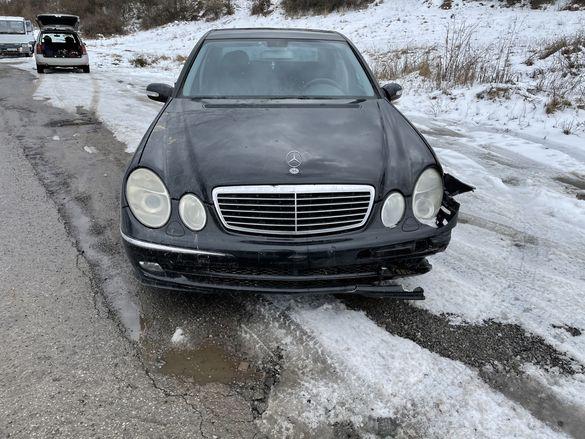 На части Mercedes E class W211 2.2cdi