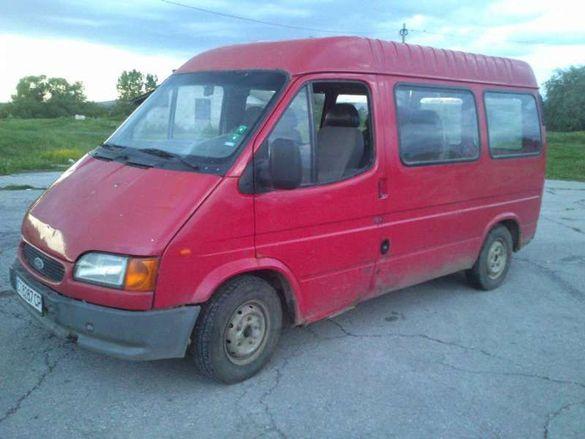Форд Транзит 2.5 дизел На части