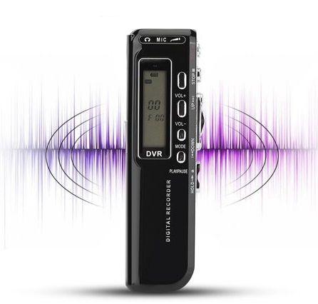 Гласов рекордер-диктофон 8 GB