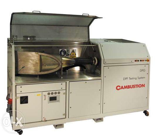Машинно почистване на ДПФ / ФАП филтър.