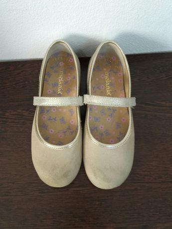 Pantofiori din piele