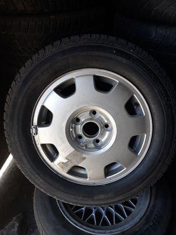 Резервна гума с джанта за Ауди