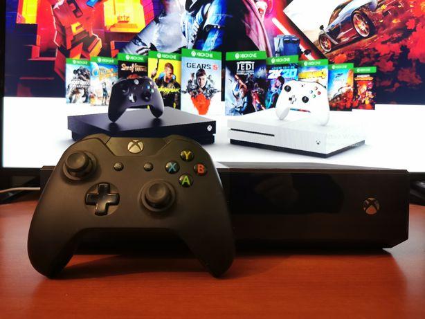 Xbox One 500GB BLACK - Consola - Joypad Wireless
