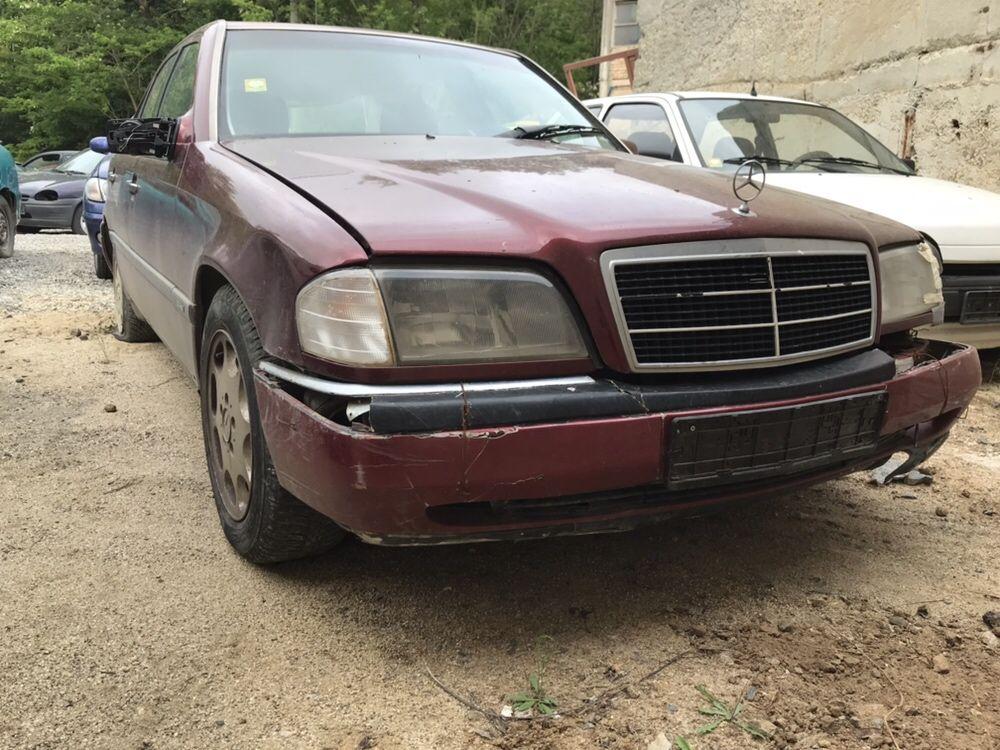 Mercedes C250d w202 На Части