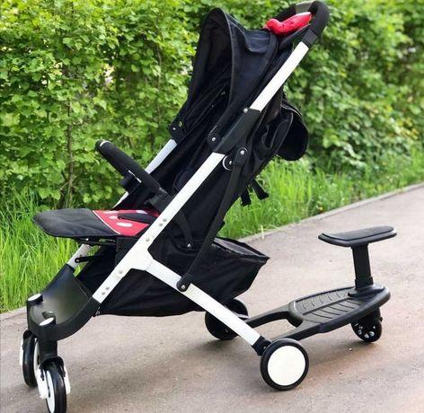Подножка подставка для коляски для второго ребёнка