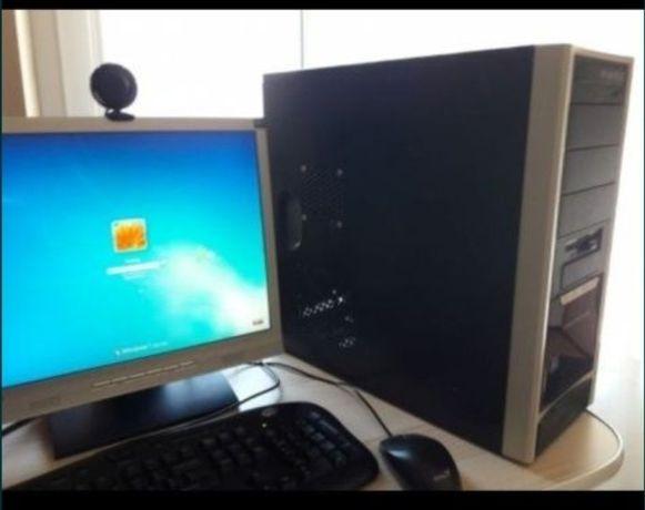 Desktop Intel pentium 4 CPU 2.8 Ghz video 1 g RAM