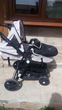 Бебешка количка Cangaroo Angie
