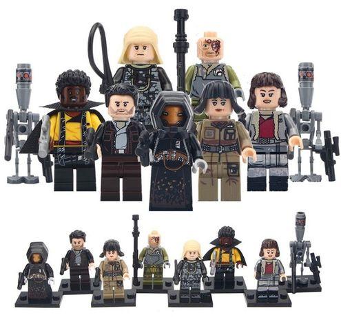 Set 8 Minifigurine tip Lego Star Wars cu IG-88