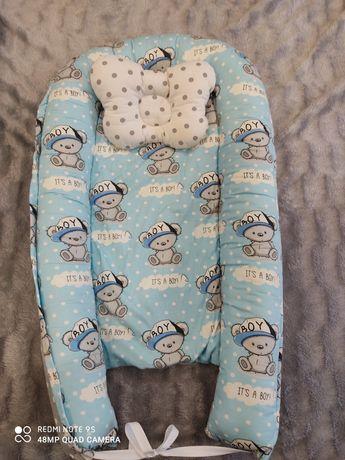 Новый кокон для новорожденных