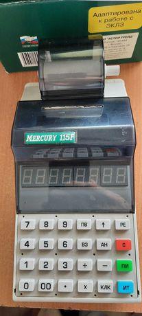 Кассовый аппарат Меркурий 115F
