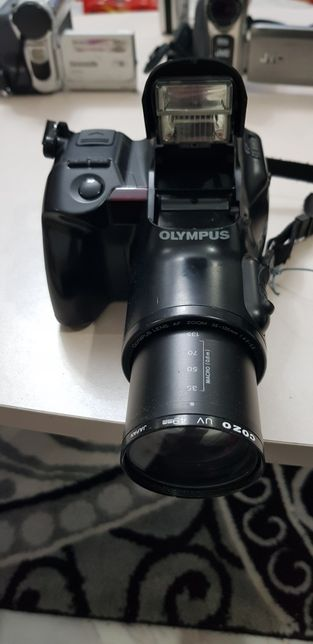 Olympus foto profesional film
