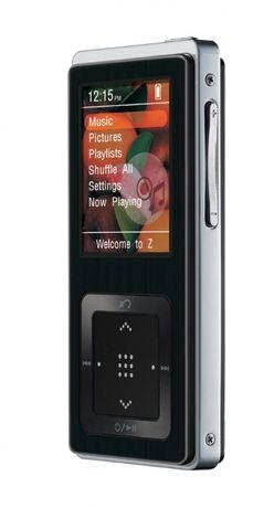 MP3 Player Samsung YP-Z5