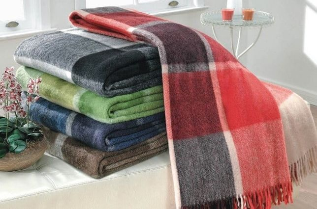 Стирка пледов , одеял