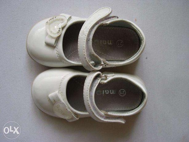 Pantofi din lac, interior din piele, marca Maioqi, nr.21