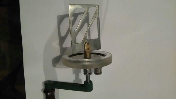 Ръчна вакуум бъркалка за опаковъчна маса