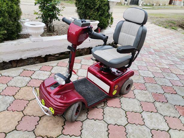 Scuter electric ptr pers cu dizabilități