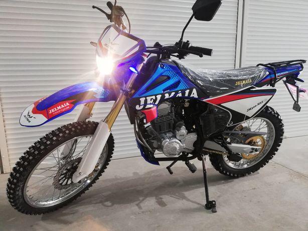 Мотоцикл желмая эндуро